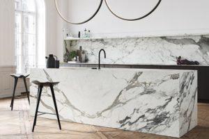 Дизайн каталог кухонь на заказ с камнем